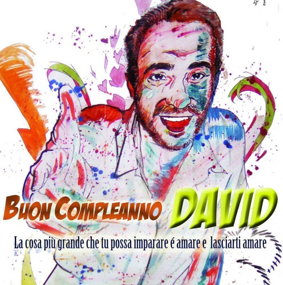 Buon Compleanno David Raggi