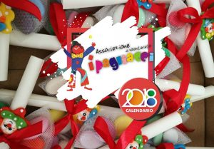"""Terni Oggi: """"Sabato al Caos la presentazione del calendario 2018 dell'associazione onlus I Pagliacci"""""""