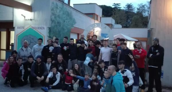 """Terni Life: """"Rugby, Pomeriggio Di Festa Al Baobab Con I Draghi E Gli Under 16 E 18"""""""
