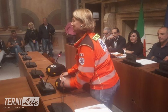 TerniLife: I Pagliacci donano due defibrillatori in ricordo di David Raggi