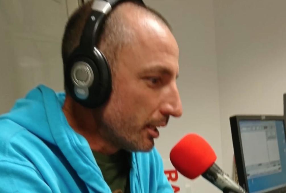 Alessandro Rossi Radio Incontro Terni