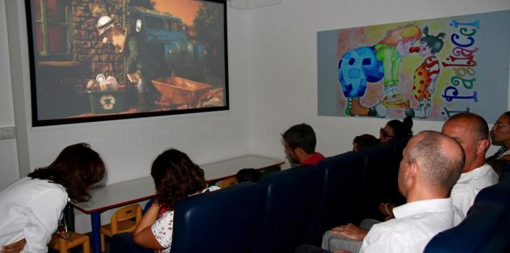 """Terni In Rete: INIZIATA LA PROGRAMMAZIONE ESTIVA DEL """"CINEMA IN PEDIATRIA"""""""