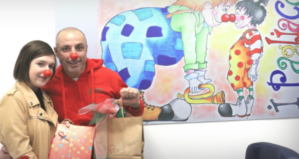 Umbriaon: Cinema In Pediatria, Nuovi Doni A Terni