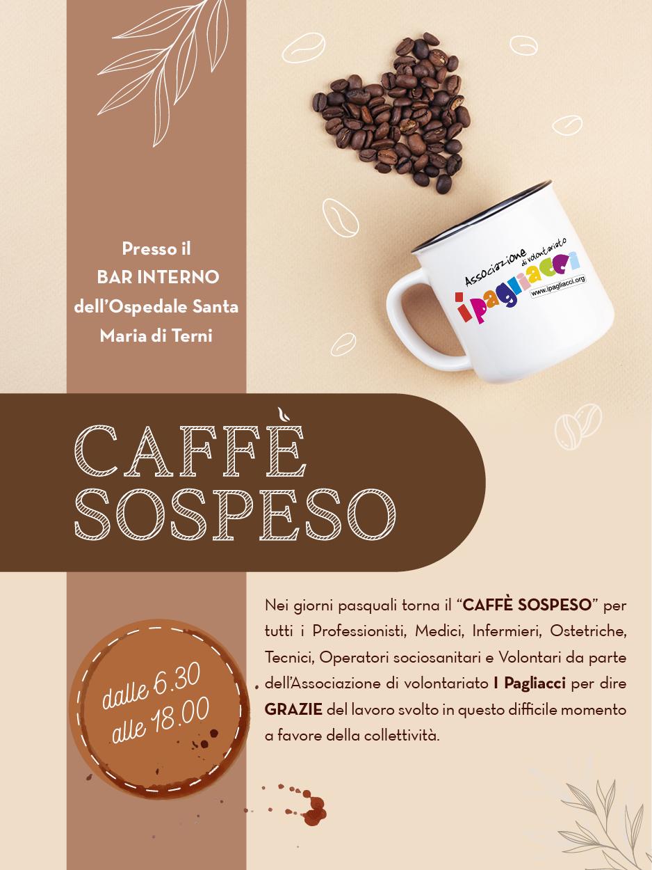 Caffè Sospeso Pagliacci Terni